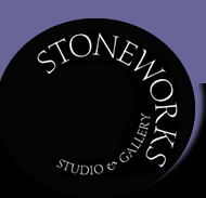 stoneworks studio and gallery logo